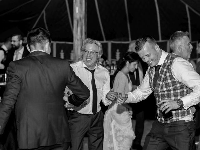 La boda de Nacho y Lucia en Collado Villalba, Madrid 53