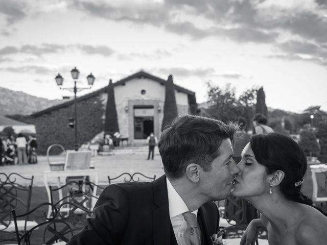 La boda de Nacho y Lucia en Collado Villalba, Madrid 54