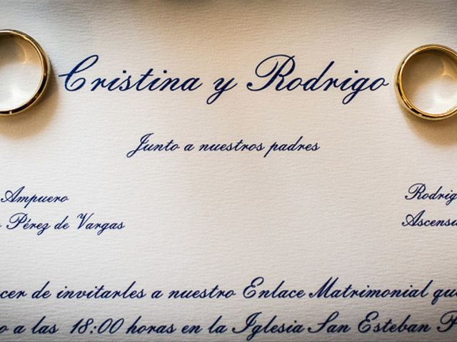 La boda de Rodrigo y Cristina en Griñon, Madrid 4
