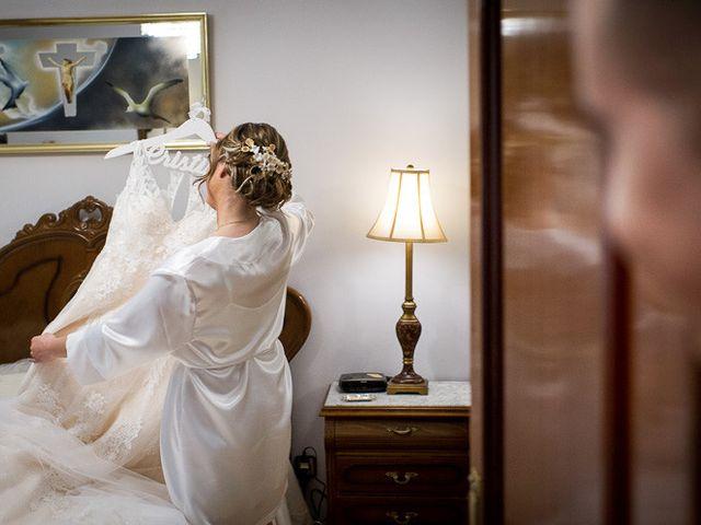 La boda de Rodrigo y Cristina en Griñon, Madrid 44
