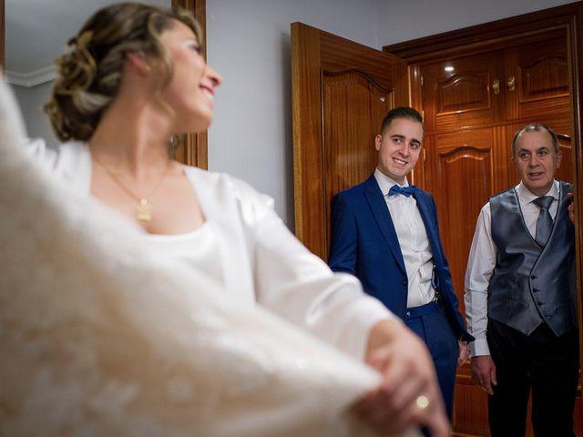La boda de Rodrigo y Cristina en Griñon, Madrid 45