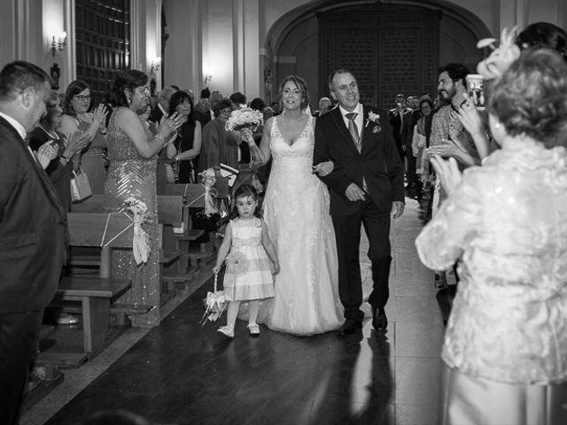 La boda de Rodrigo y Cristina en Griñon, Madrid 55