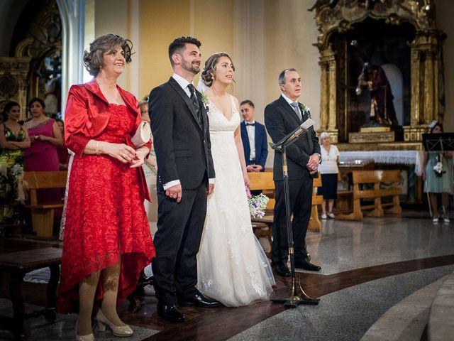 La boda de Rodrigo y Cristina en Griñon, Madrid 61