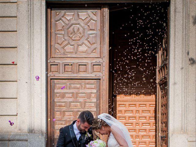 La boda de Rodrigo y Cristina en Griñon, Madrid 64