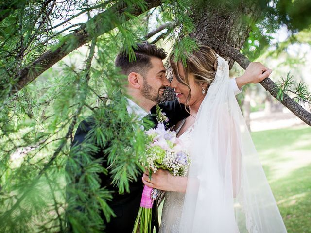 La boda de Rodrigo y Cristina en Griñon, Madrid 79