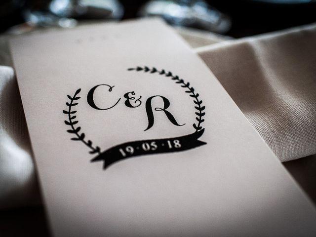 La boda de Rodrigo y Cristina en Griñon, Madrid 91