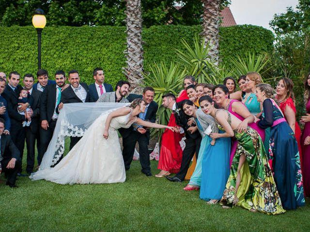 La boda de Rodrigo y Cristina en Griñon, Madrid 94