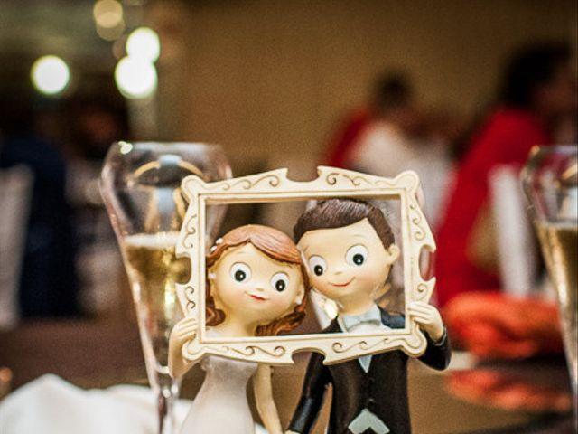 La boda de Rodrigo y Cristina en Griñon, Madrid 107