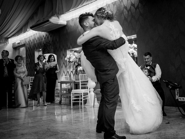 La boda de Rodrigo y Cristina en Griñon, Madrid 110