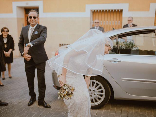 La boda de Adrian y Bea en Murcia, Murcia 30