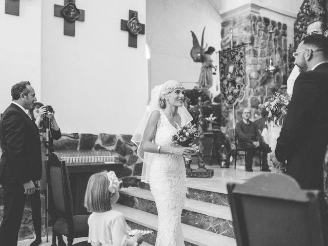 La boda de Adrian y Bea en Murcia, Murcia 35