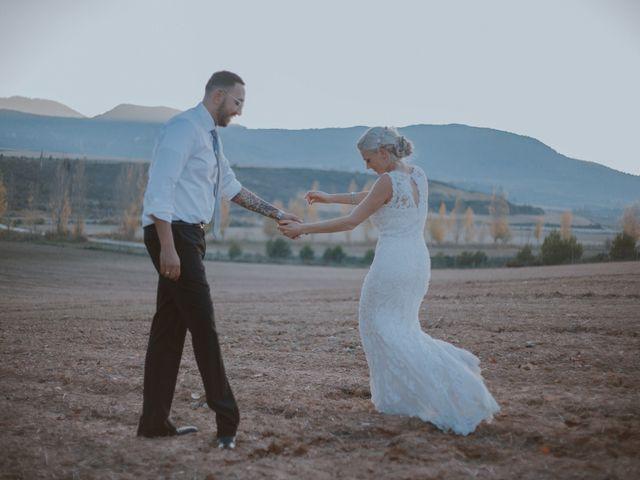 La boda de Adrian y Bea en Murcia, Murcia 59