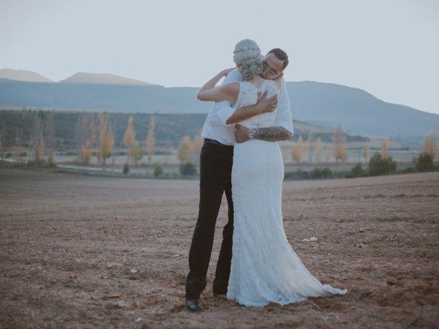 La boda de Adrian y Bea en Murcia, Murcia 61