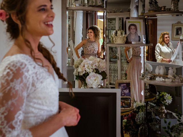 La boda de Daniel y Marta en Zaragoza, Zaragoza 12