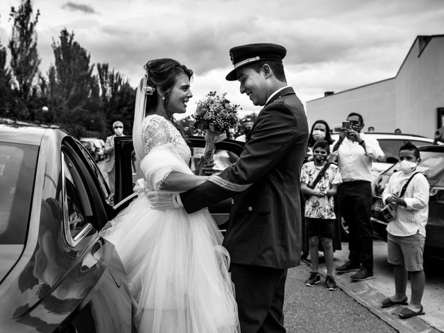 La boda de Daniel y Marta en Zaragoza, Zaragoza 20