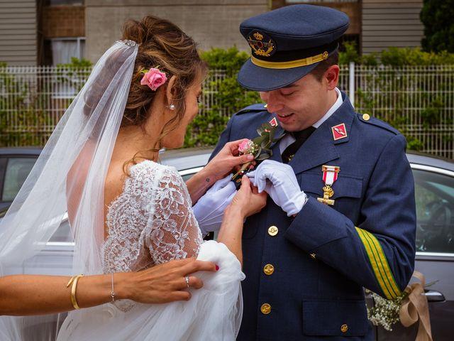 La boda de Daniel y Marta en Zaragoza, Zaragoza 21