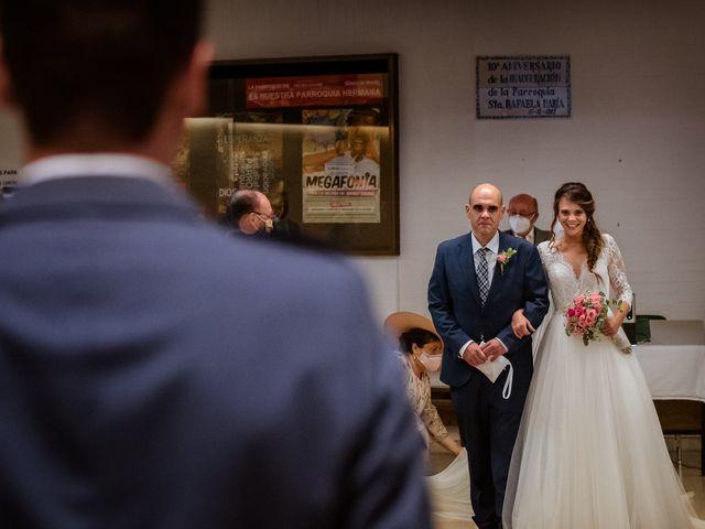 La boda de Daniel y Marta en Zaragoza, Zaragoza 22