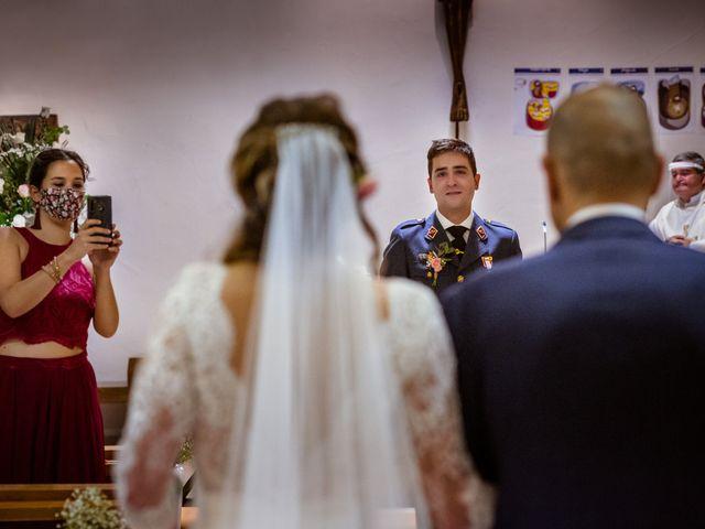 La boda de Daniel y Marta en Zaragoza, Zaragoza 23