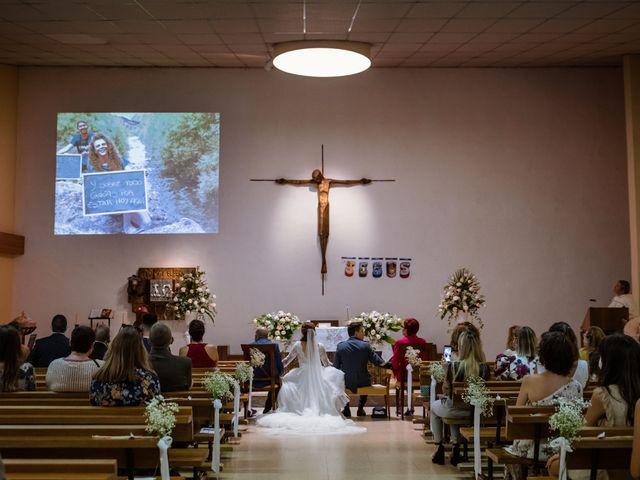La boda de Daniel y Marta en Zaragoza, Zaragoza 24