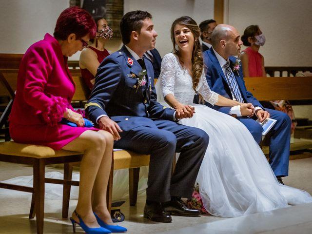 La boda de Daniel y Marta en Zaragoza, Zaragoza 25