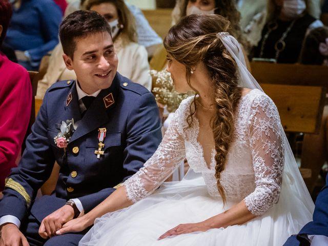 La boda de Daniel y Marta en Zaragoza, Zaragoza 26