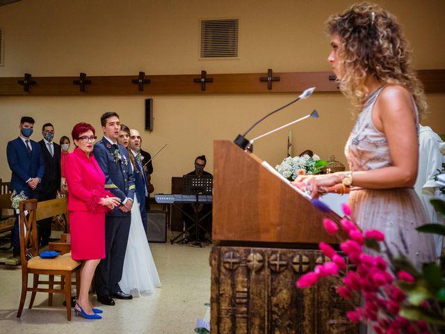 La boda de Daniel y Marta en Zaragoza, Zaragoza 27