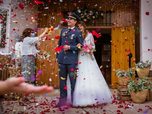 La boda de Daniel y Marta en Zaragoza, Zaragoza 30
