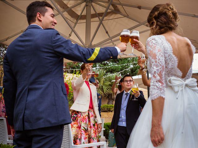 La boda de Daniel y Marta en Zaragoza, Zaragoza 34