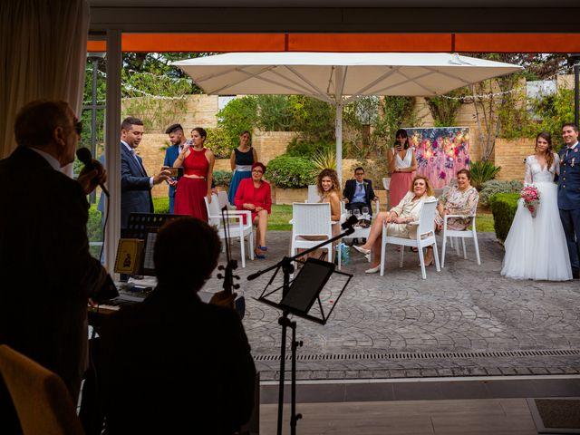 La boda de Daniel y Marta en Zaragoza, Zaragoza 35