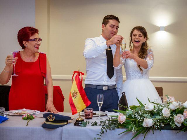 La boda de Daniel y Marta en Zaragoza, Zaragoza 37