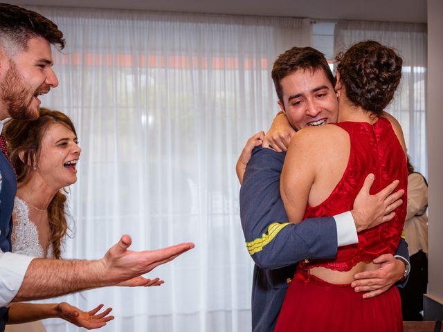 La boda de Daniel y Marta en Zaragoza, Zaragoza 42