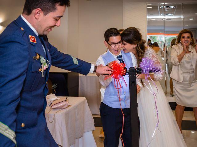 La boda de Daniel y Marta en Zaragoza, Zaragoza 45