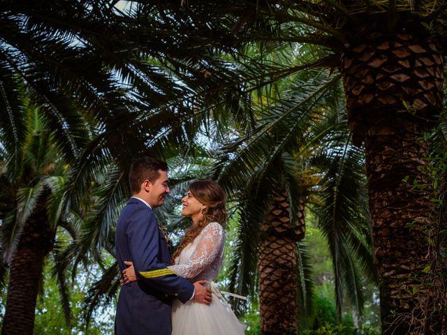 La boda de Daniel y Marta en Zaragoza, Zaragoza 48
