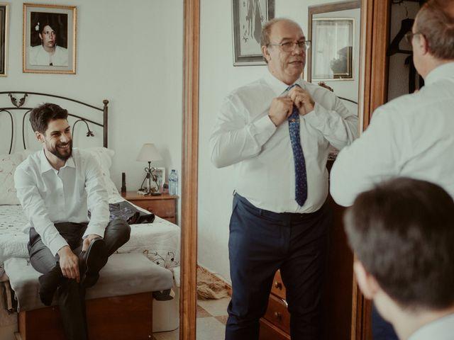 La boda de Alberto y Claudia en Madrid, Madrid 7