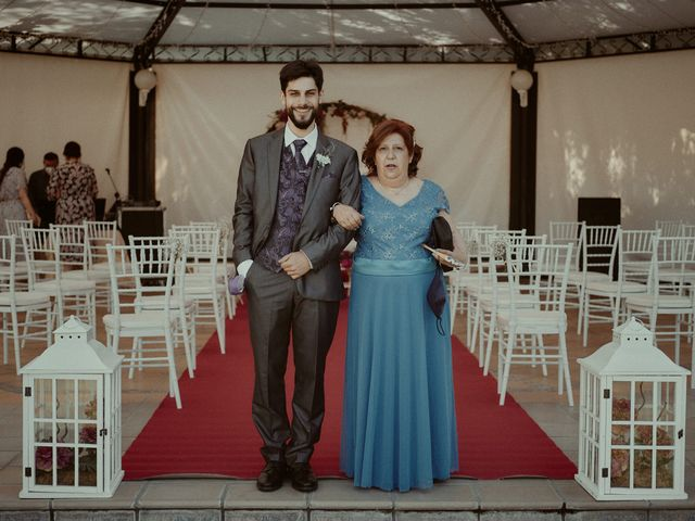 La boda de Alberto y Claudia en Madrid, Madrid 46