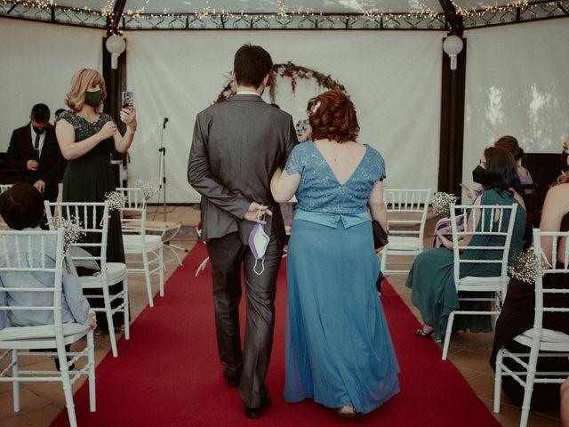La boda de Alberto y Claudia en Madrid, Madrid 50