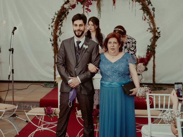 La boda de Alberto y Claudia en Madrid, Madrid 51