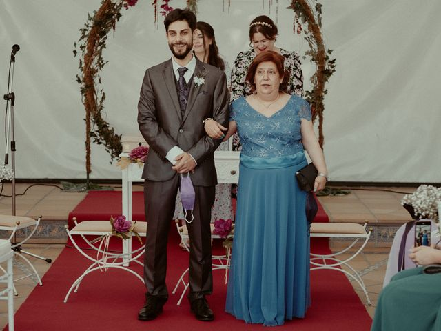 La boda de Alberto y Claudia en Madrid, Madrid 53