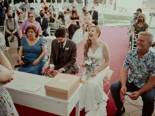 La boda de Alberto y Claudia en Madrid, Madrid 59