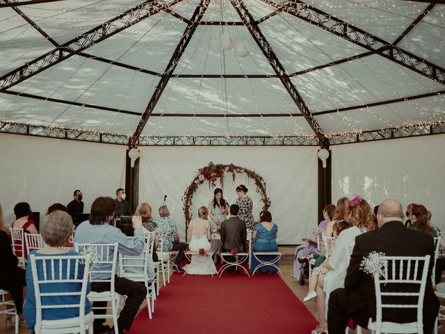 La boda de Alberto y Claudia en Madrid, Madrid 60