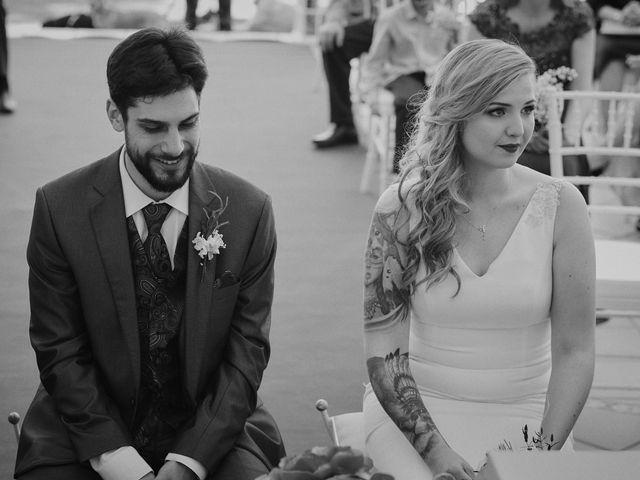 La boda de Alberto y Claudia en Madrid, Madrid 62