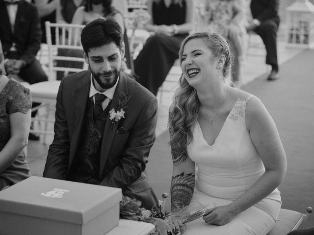 La boda de Alberto y Claudia en Madrid, Madrid 63