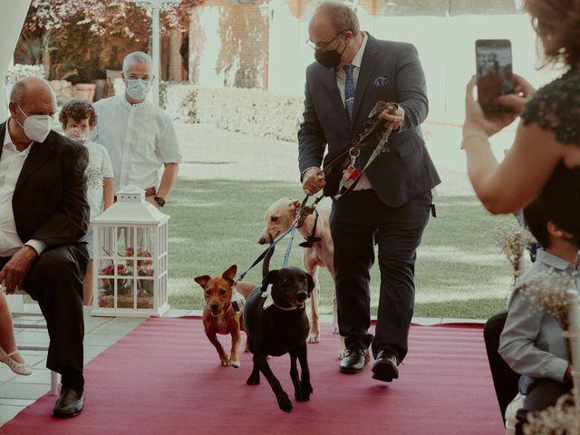 La boda de Alberto y Claudia en Madrid, Madrid 64