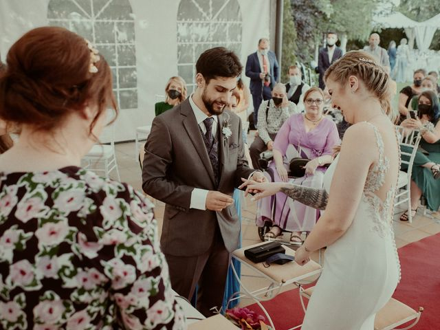 La boda de Alberto y Claudia en Madrid, Madrid 72