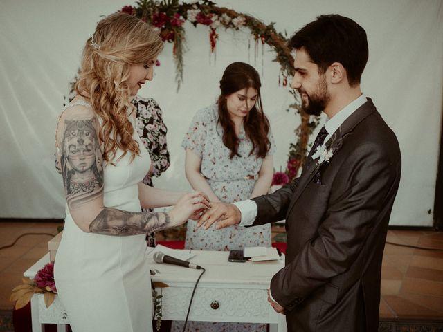 La boda de Alberto y Claudia en Madrid, Madrid 74