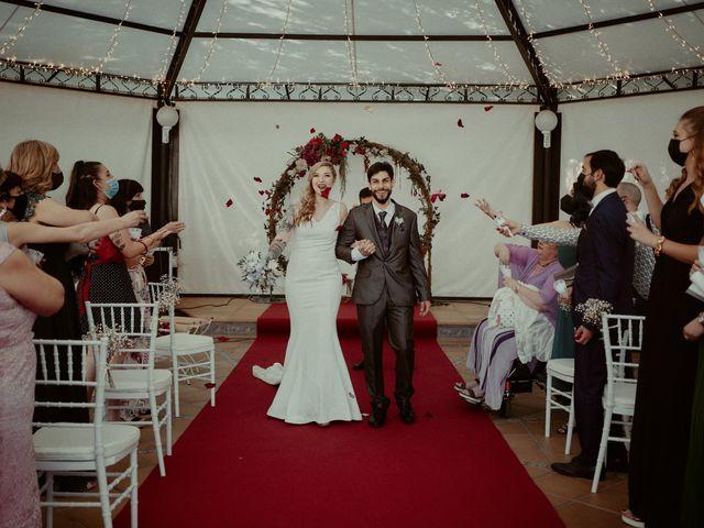 La boda de Alberto y Claudia en Madrid, Madrid 78