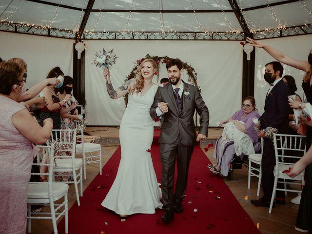 La boda de Alberto y Claudia en Madrid, Madrid 79
