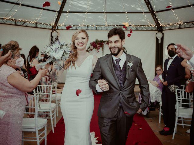 La boda de Alberto y Claudia en Madrid, Madrid 81