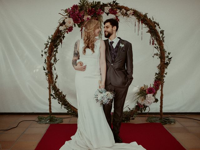 La boda de Alberto y Claudia en Madrid, Madrid 88