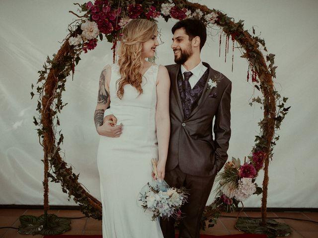 La boda de Claudia y Alberto